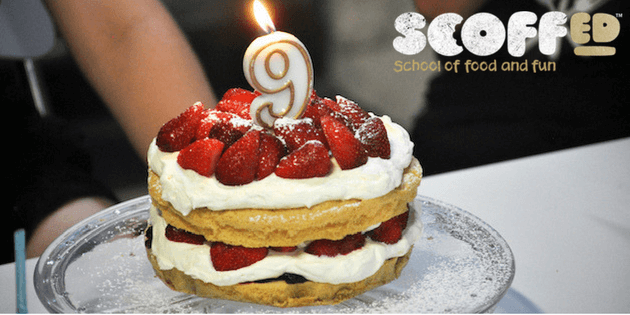Kids Birthday Party Ideas in Adelaide - Scoffed School of Food and Fun Cooking Classes