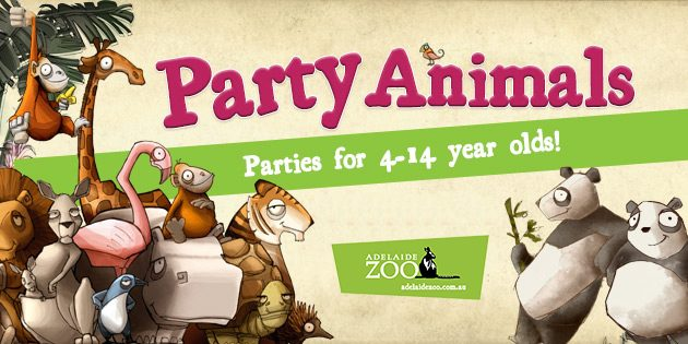 Kids Birthday Parties Adelaide Zoo
