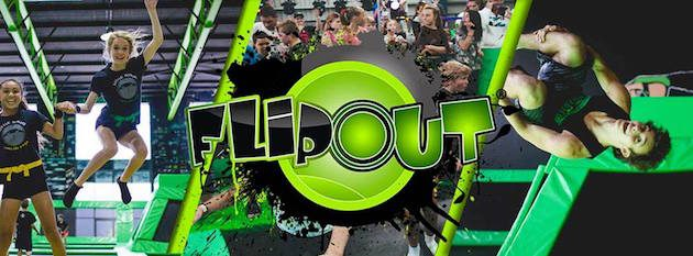 The Launch of Flip Out SA | Indoor Trampoline Arena