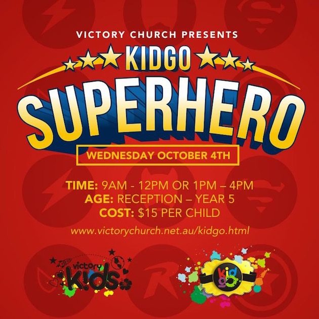 KIDGO Superhero