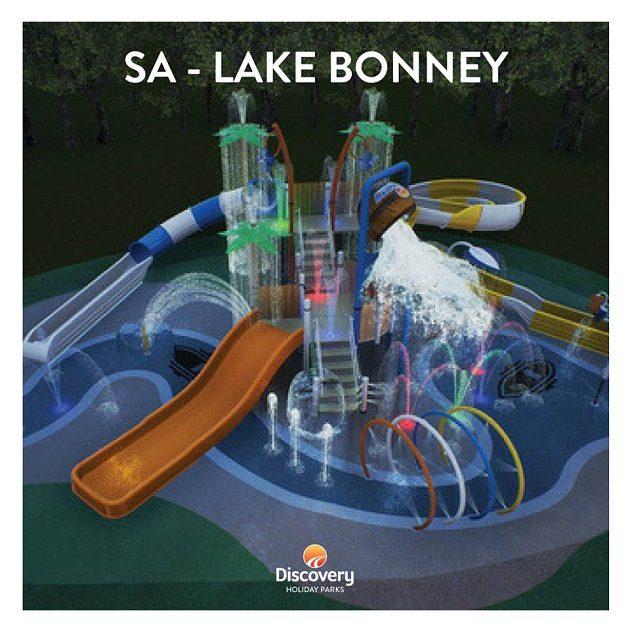 lake bonney discovery water park