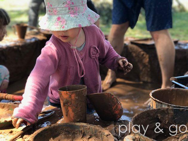 Wild Imagination Nature Play School Holiday