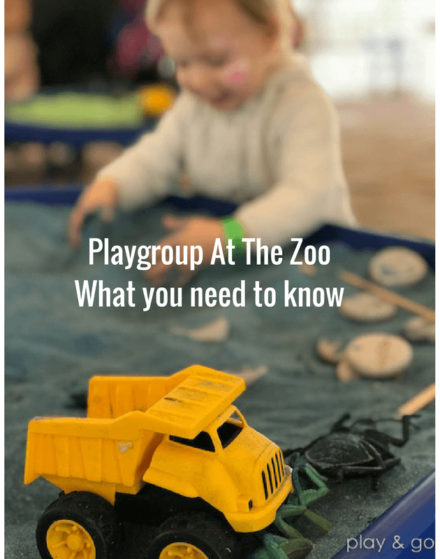 Adelaide Playgroup At The Zoo