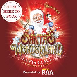 Santa's Wonderland Adelaide