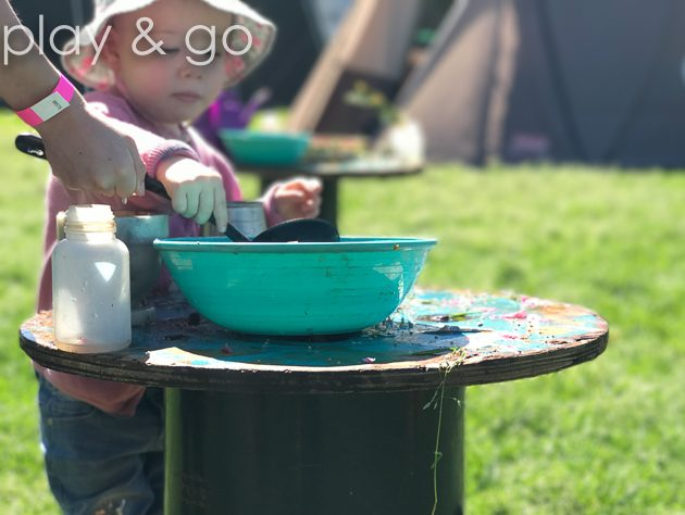 Wild Imagination Nature Play School Holiday events