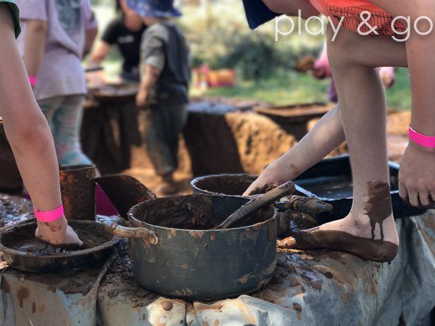 Wild Imagination Nature Play School Holiday