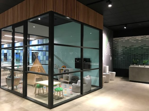 The Caroma Concept Store features six life-sized capsules curated by top Australian designers and renovators each one showcasing the best of Caromau0027s ... & New Family Friendly Caroma Concept Store in Adelaide | Review ... pezcame.com