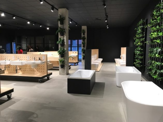 A fabulous Design Hub has been created near the entrance as a starting point when you first step through the doors. There are cards explaining the different ... & New Family Friendly Caroma Concept Store in Adelaide | Review - Play ...