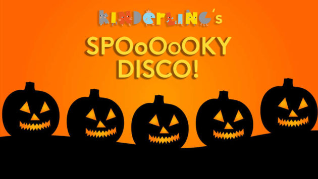 halloween disco music kinderling kids radio halloween