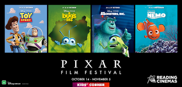 Disney Pixar Festival
