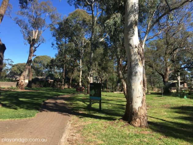 ridge park myrtle bank