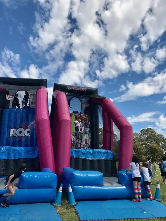 ridiculous playground adelaide leap of faith