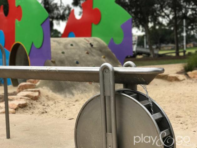 Payneham Oval Playground Adelaide