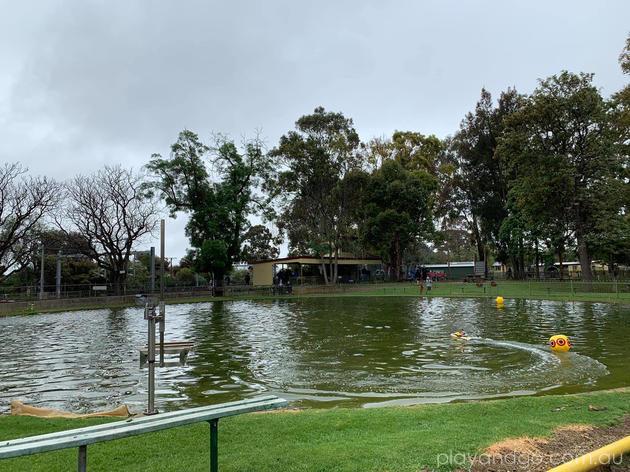 SASMEE Adelaide Train Park