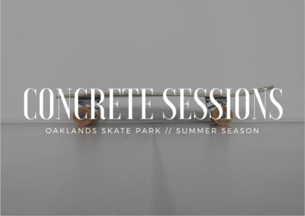 concrete sessions oaklands park