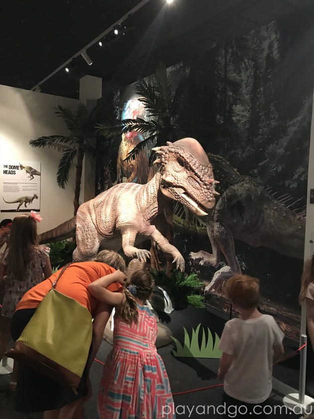dinosaur revolution sa museum