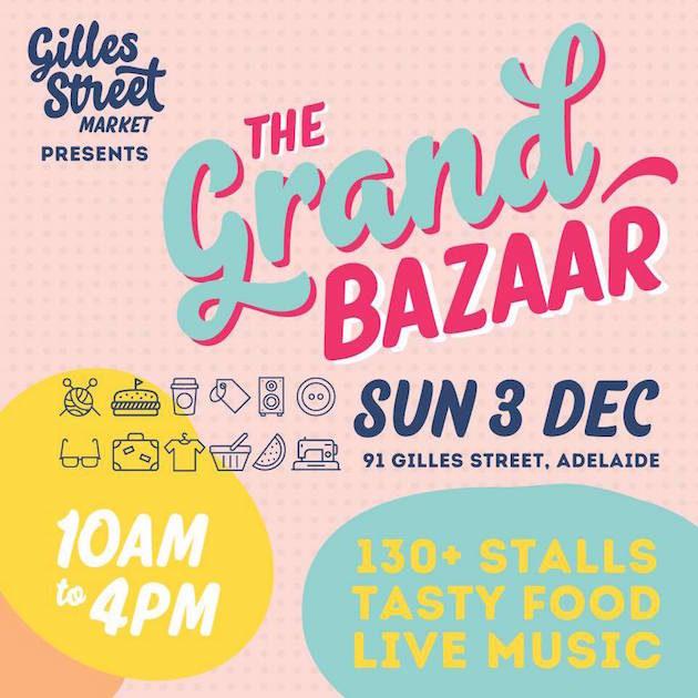 Gilles Street Market Grand Bazaar