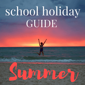 adelaide school holidays summer