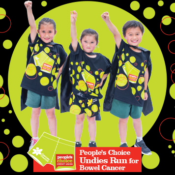People S Choice Undies Run For Bowel Cancer Adelaide 14 Jan 2018 What S On For Adelaide Families Kidswhat S On For Adelaide Families Kids