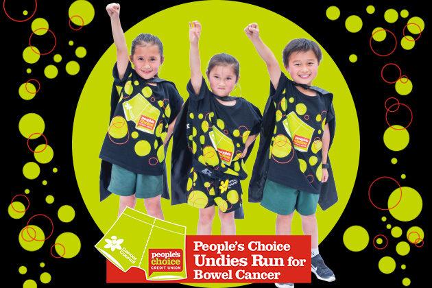 Undies Run Peoples Choice