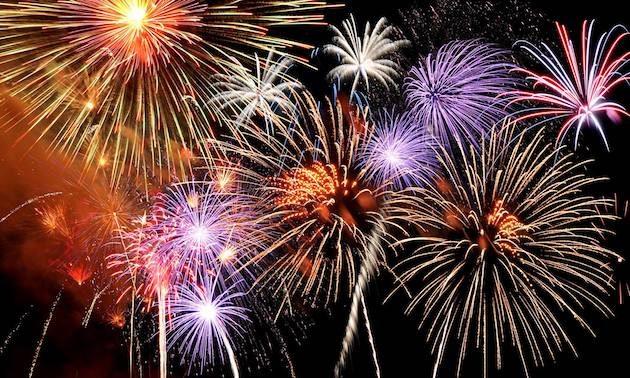 mannum fireworks