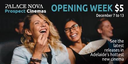 palace nova opening week