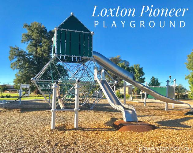 Loxton Pioneer playground