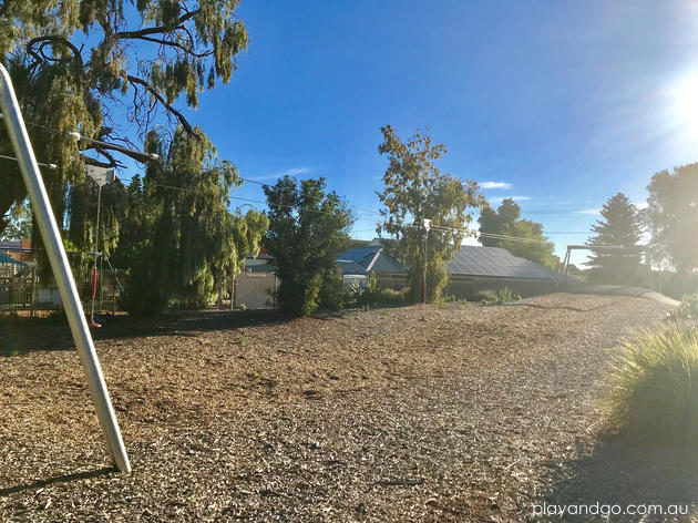 Loxton Playground flying fox