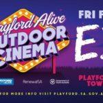 Playford Alive Outdoor Cinema