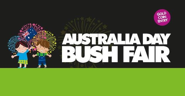 australia day bush fair