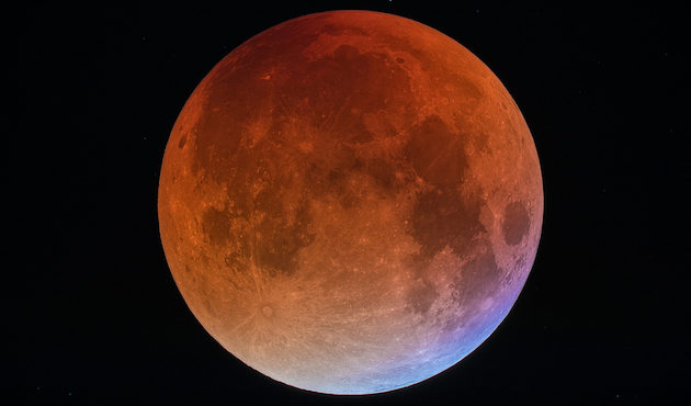 blood moon 2018 australia adelaide - photo #18
