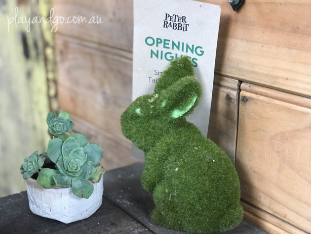 Peter Rabbit Cafe Review