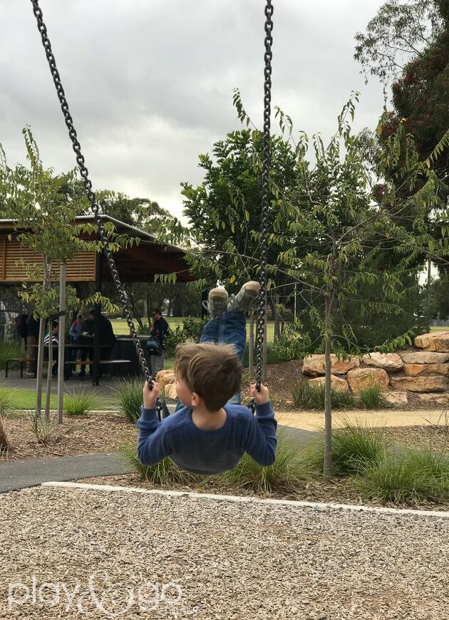 Payneham Oval Playground