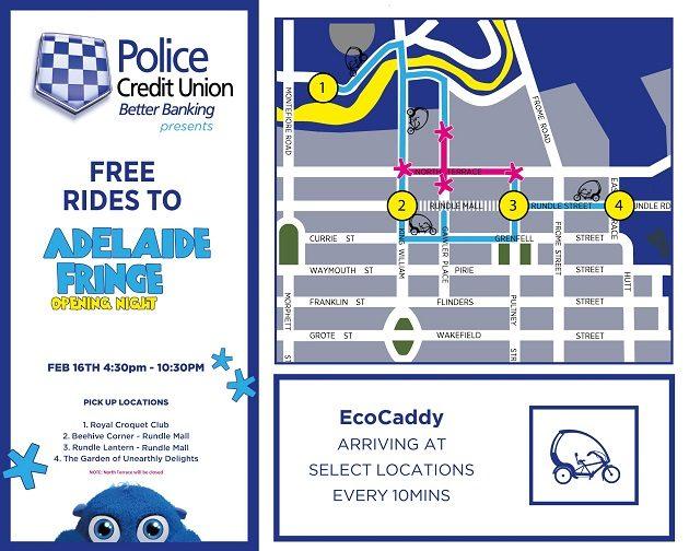 police credit union ecocaddys fringe