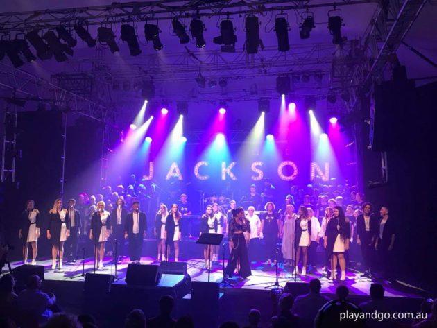 Jackson vs Jackson by Gospo Collective