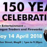 150 year celebration