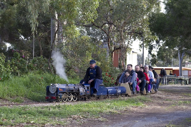 The best spots to see trains in Adelaide -