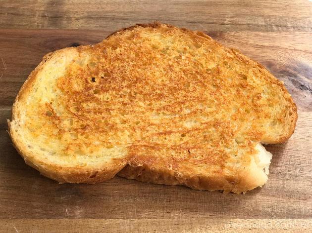 cheesy toast sizzler bread