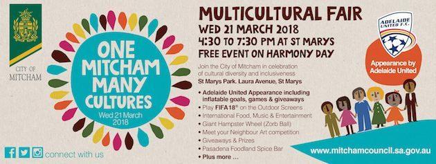 Mitcham Multicultural Fair