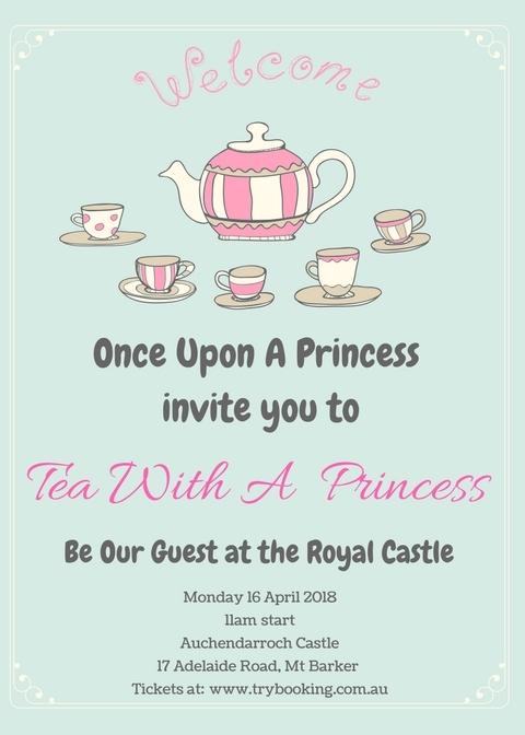 Tea With A Princess