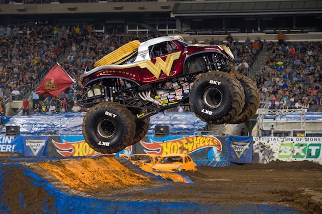 Monster Jam | Adelaide Oval | 6 Oct 2018 - What's on for