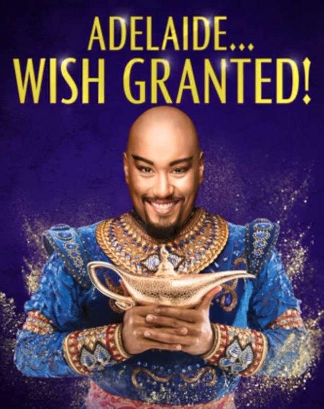 Aladdin - The Musical | Coming to Adelaide April 2019 ...