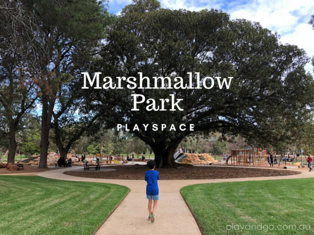 marshmallow park adelaide