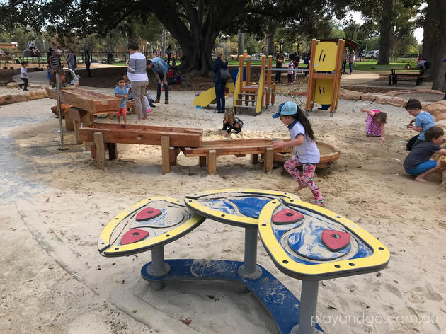 The Best Playgrounds For Toddlers Around Adelaide What S