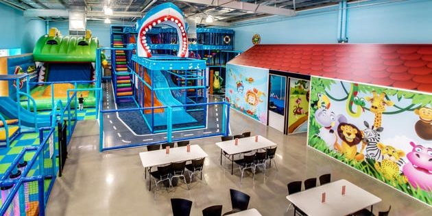 Crocs Playcentre And Cafe In Kilburn Is A Childs Birthday Party Venue Like No Other