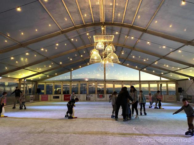 ice skating glenelg adelaide 2