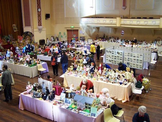 collectibles exhibition