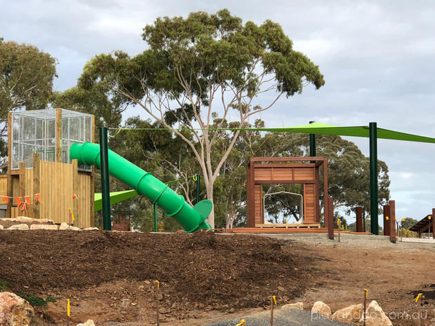 Hendrie St Reserve Playground