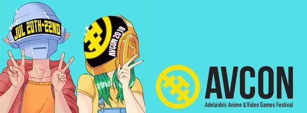 AVCon: Adelaide's Anime & Video Games Festival