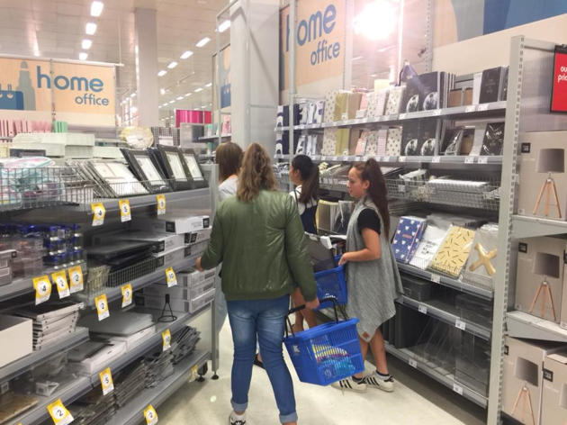 Kmart Shopping Birthday Party Teen Party Idea What S